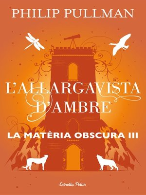 cover image of L'allargavista d'ambre