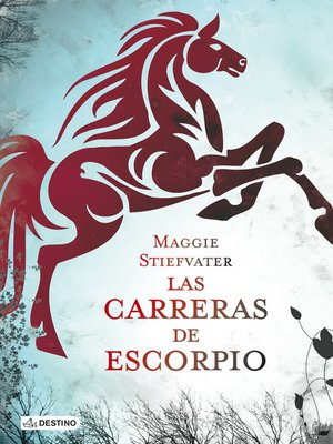 cover image of Las carreras de Escorpio