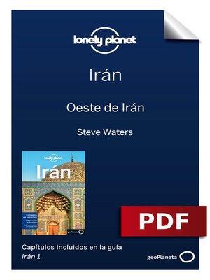 cover image of Irán 1. Oeste de Irán