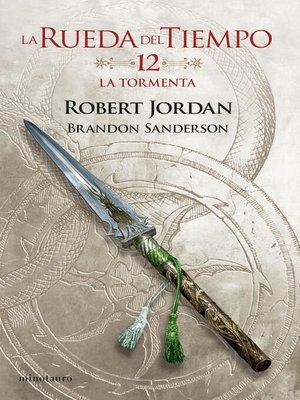 cover image of La tormenta