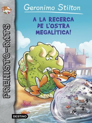 cover image of A la recerca de l'ostra megalítica!