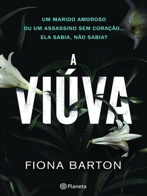 cover image of A Viúva
