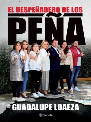 cover image of El despeñadero de los Peña
