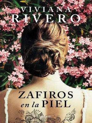 cover image of Zafiros en la piel