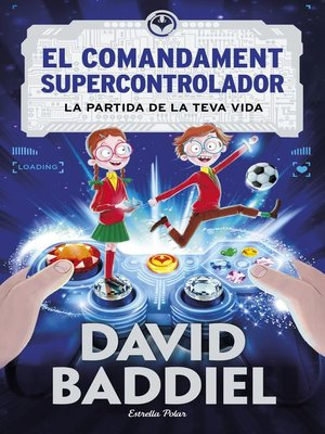cover image of El comandament supercontrolador