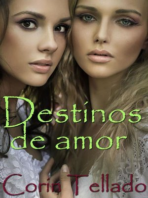 cover image of Destinos de amor