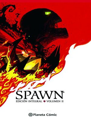 cover image of Spawn Integral nº 02