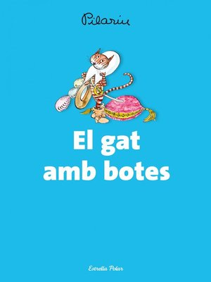 cover image of El gat amb botes