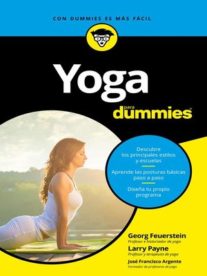 cover image of Yoga para Dummies