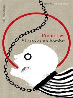 cover image of Si esto es un hombre