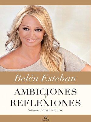 cover image of Ambiciones y reflexiones