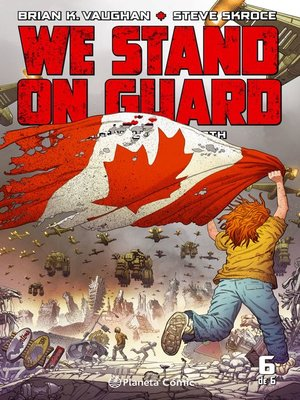 cover image of We Stand on Guard nº 06/06