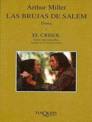cover image of Las brujas de Salem & El crisol