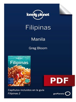 cover image of Filipinas 2_2. Manila
