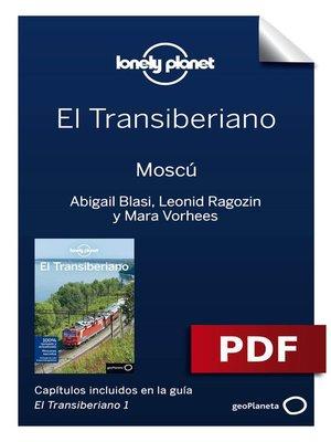 cover image of Transiberiano 1_2. Moscú