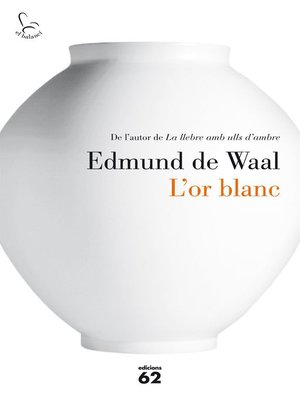 cover image of L'or blanc