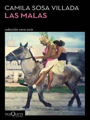 cover image of Las malas