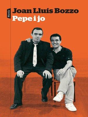 cover image of Pepe i jo