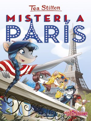 cover image of Misteri a París