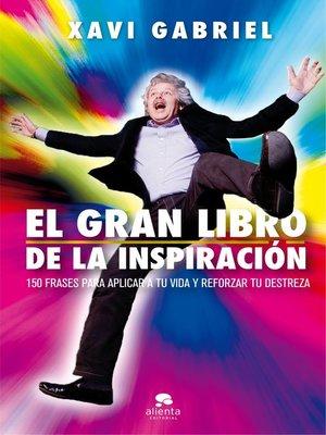 cover image of El gran libro de la inspiración