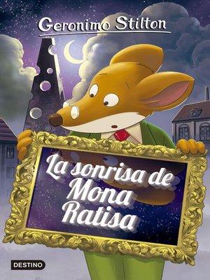 cover image of La sonrisa de Mona Ratisa