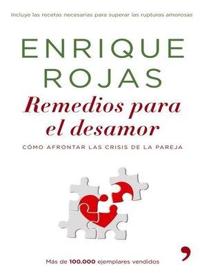 cover image of Remedios para el desamor