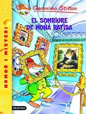 cover image of El somriure de Mona Ratisa