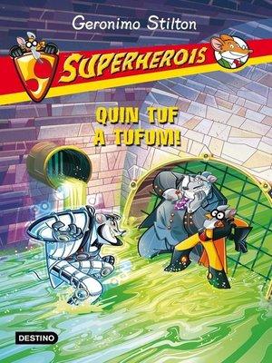 cover image of Quin tuf a Tufum