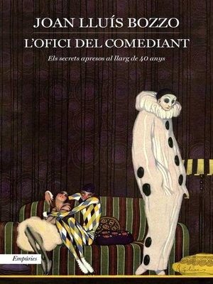 cover image of L'ofici del comediant