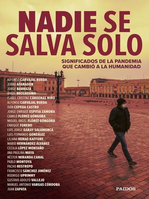 cover image of Nadie se salva solo