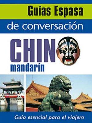 cover image of Guía de conversación chino-mandarín
