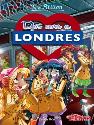 cover image of Dos cors a Londres