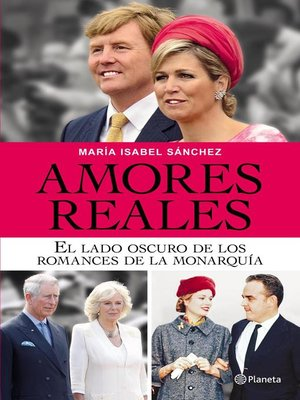 cover image of Amores reales