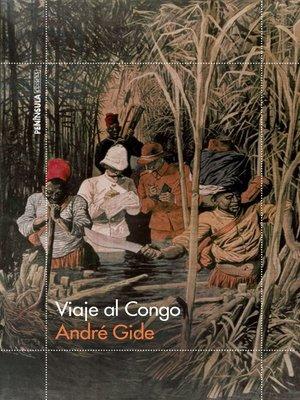 cover image of Viaje al Congo