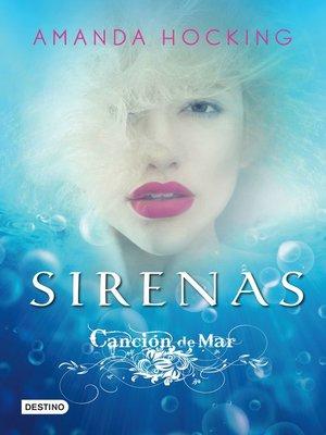 cover image of Canción de mar. Sirenas 1