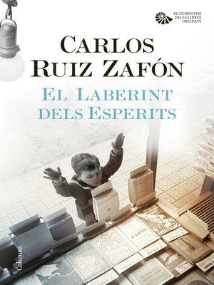cover image of El Laberint dels Esperits