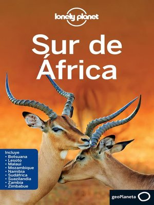 cover image of Sur de África 3