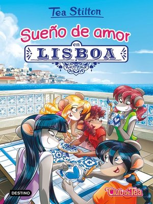 cover image of Sueño de amor en Lisboa