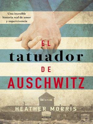 cover image of El tatuador de Auschwitz (Ed. Cono Sur)