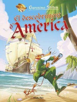 cover image of El descobriment d'Amèrica