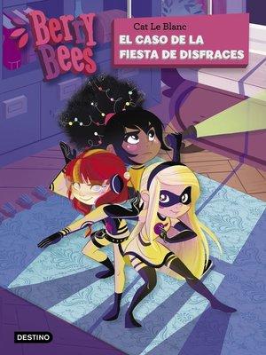 cover image of El caso de la fiesta de disfraces