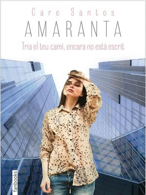 cover image of Amaranta