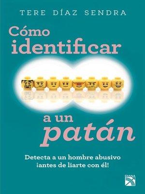 cover image of Cómo identificar a un patán