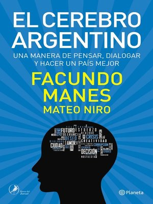 cover image of El cerebro argentino