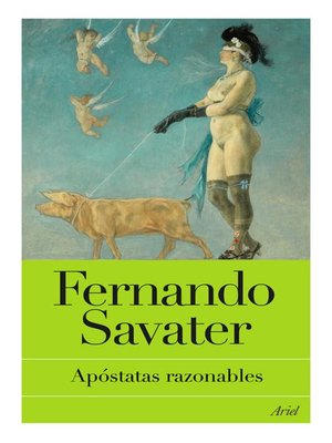 cover image of Apóstatas razonables