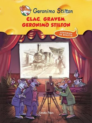 cover image of Clac! Gravem, Geronimo Stilton