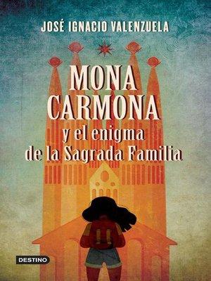 cover image of Mona Carmona y el enigma de la sagrada familia