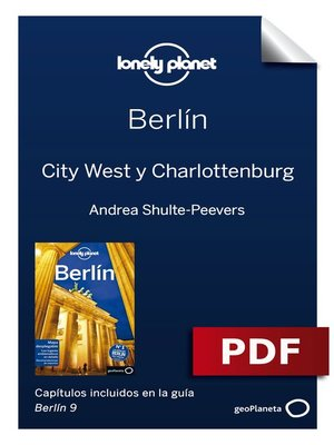 cover image of Berlín 9_9. City West y Charlottenburg