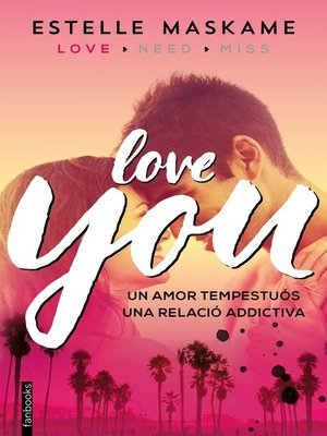cover image of Love you (Edició en català)