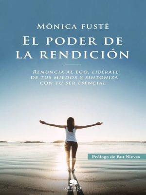 cover image of El poder de la rendición